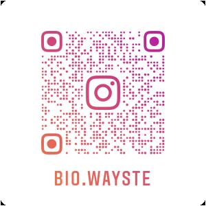 Scan to Follow BIOwayste